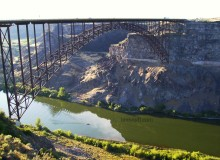 Twin Falls Idaho-Snake River Canyon