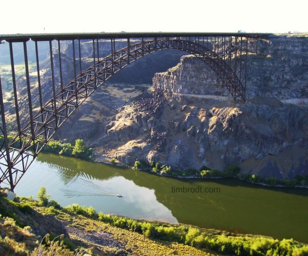 Twin Falls Idaho-Snake River Canyon